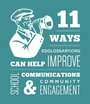 11 Ways EdGlossary.org can help improve school communications and community engagement